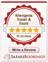 Reviews about Shengena Travel & Tours