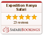Reviews about Expedition Kenya Safari