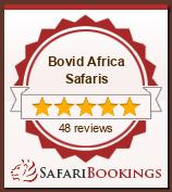 Reviews about Bovid Africa Safaris LTD