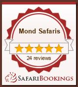 Reviews about Mond Safaris