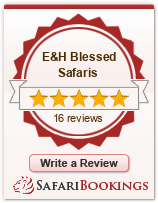 Reviews about E&H Blessed Safaris