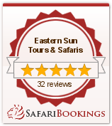 Reviews about Eastern Sun Tours & Safaris