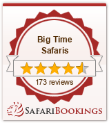 Reviews about Big Time Safaris Ltd