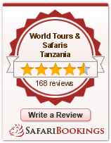 Reviews about World Tours & Safaris Tanzania