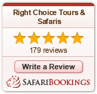 Reviews about Right Choice Tours & Safaris