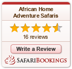 Reviews about African Home Adventure Safaris