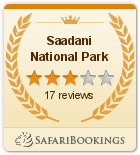 Saadani National Park Reviews