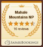 Mahale Mountains NP Reviews