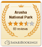 Reviews about Arusha National Park
