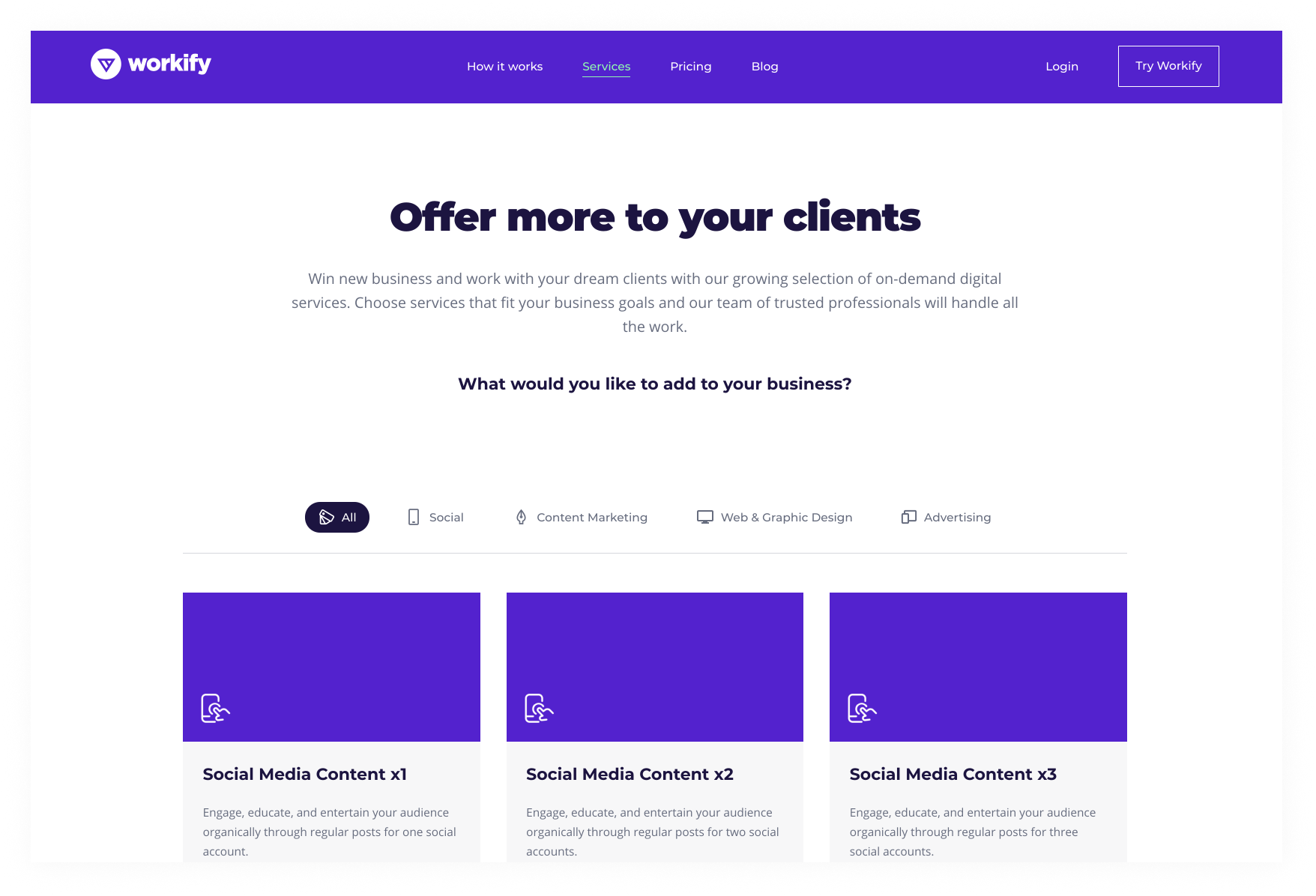 Workify Services 2
