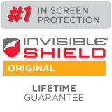 invisibleSHIELD Original For Logitech Keyboard Case by ZAGG for the iPad 3