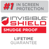invisibleSHIELD Smudge Proof For Apple iPhone 4/4s