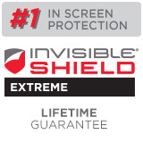 invisibleSHIELD EXTREME For Samsung Galaxy S4