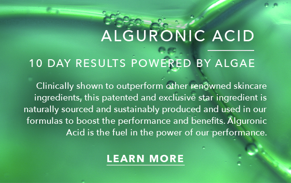 Learn more about Alguronic Acid.