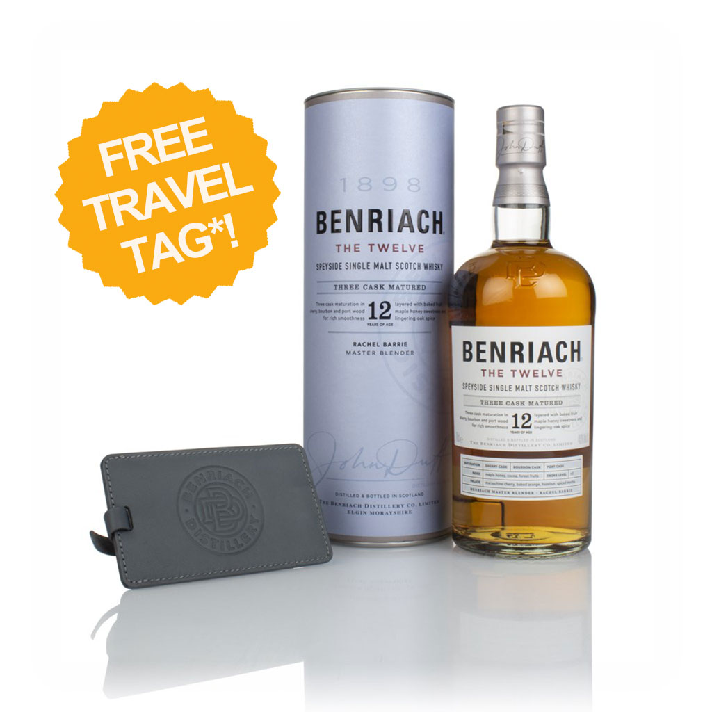 Benriach The Twelve