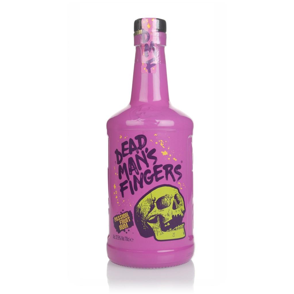 Dead Man's Fingers range