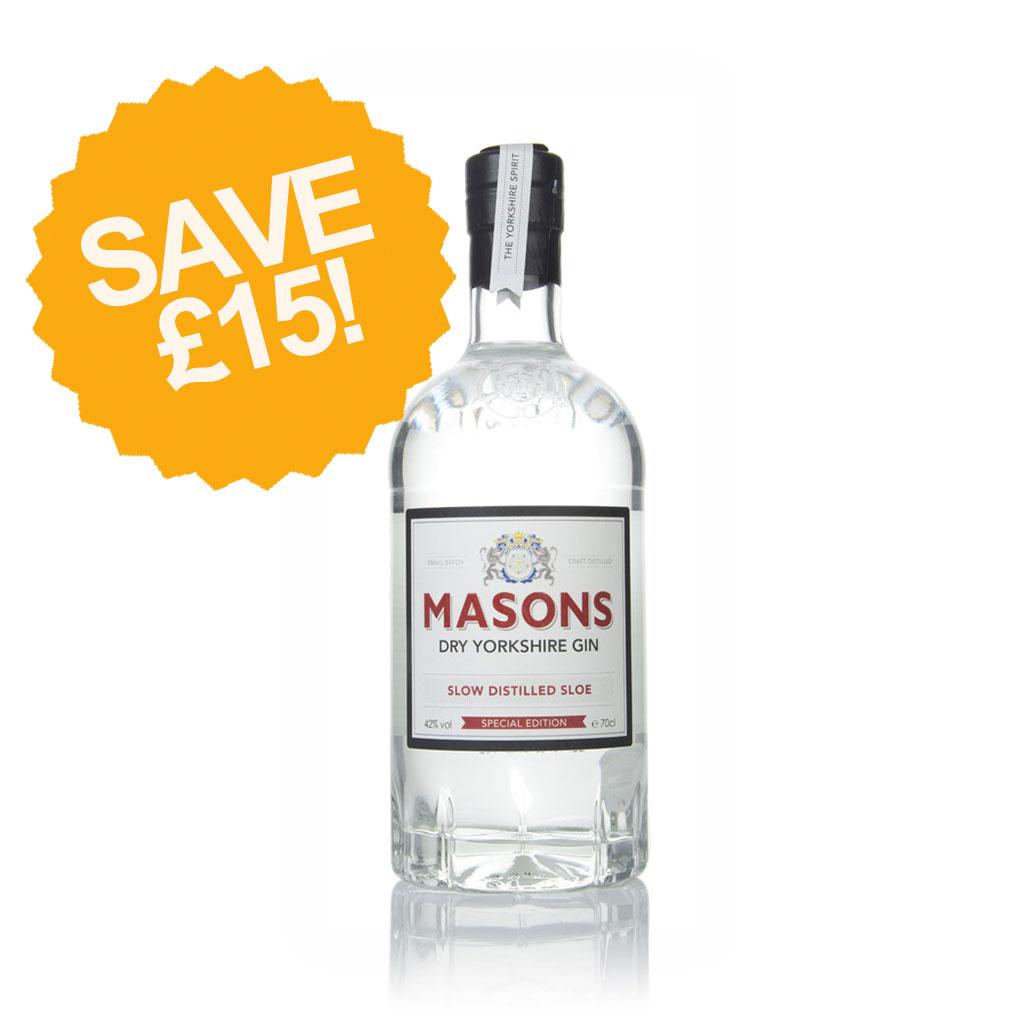 Masons Slow Distilled Sloe