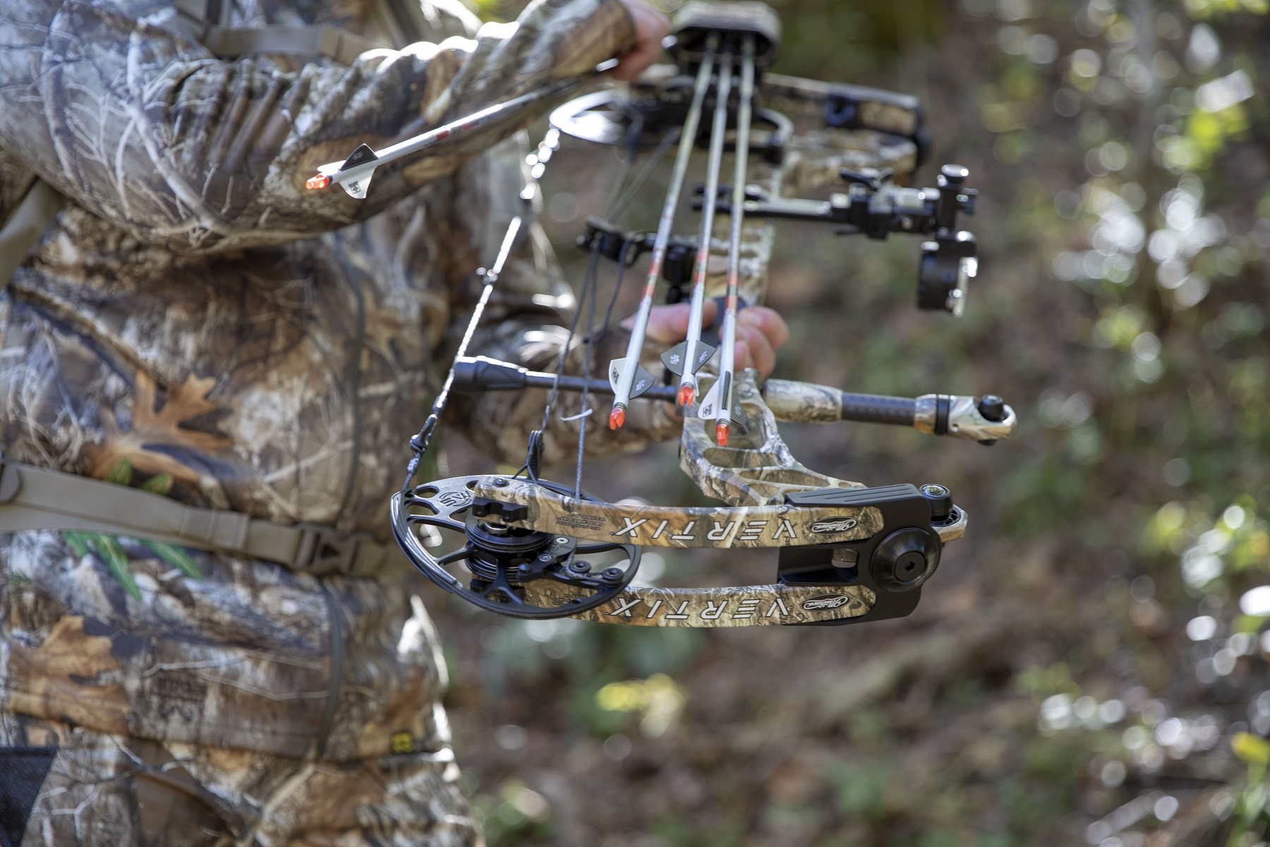 Mathews® Introduces 2019 VERTIX™ Bow in Realtree EDGE™ – POMA