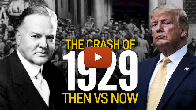 1929 Vs Now: Are We Headed For The Greatest Depression?