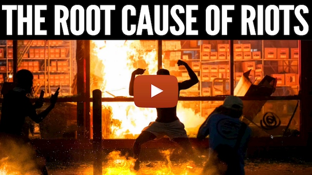 The Root Cause of the Riots