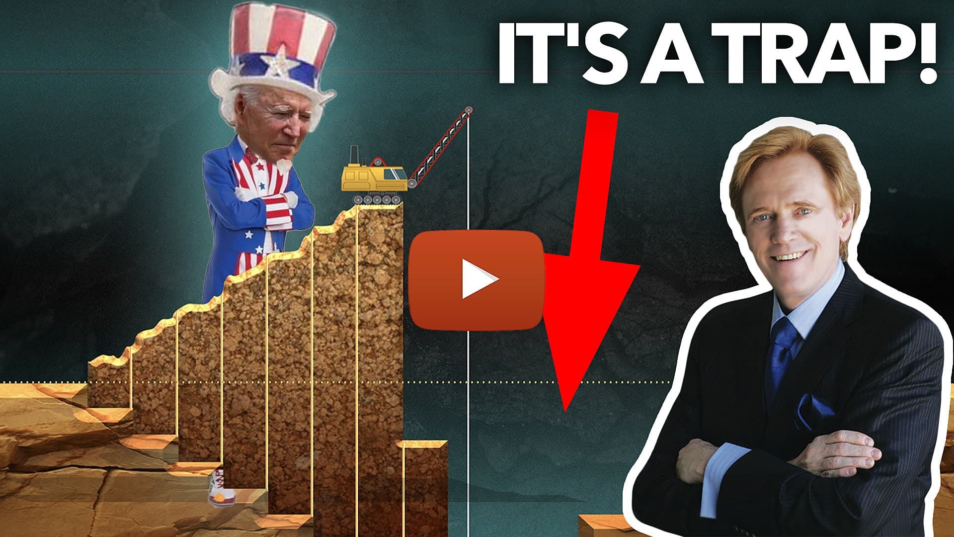 How the Debt Ceiling is Actually a TRAPDOOR