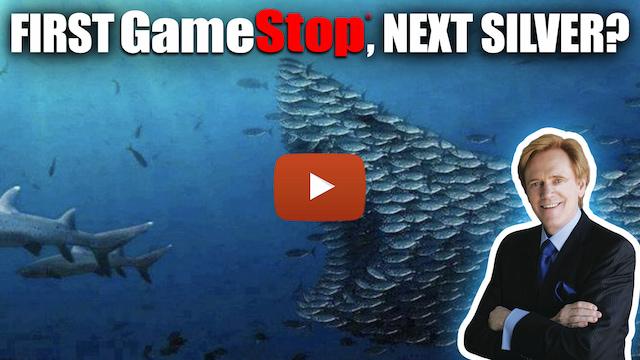 First GameStop, Next Silver?