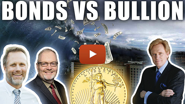 Bonds vs Bullion: Will This Trickle Turn Into a Flood for Gold & Silver?