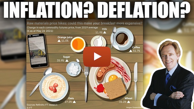 Inflation or Deflation? What Is Going On?!?!