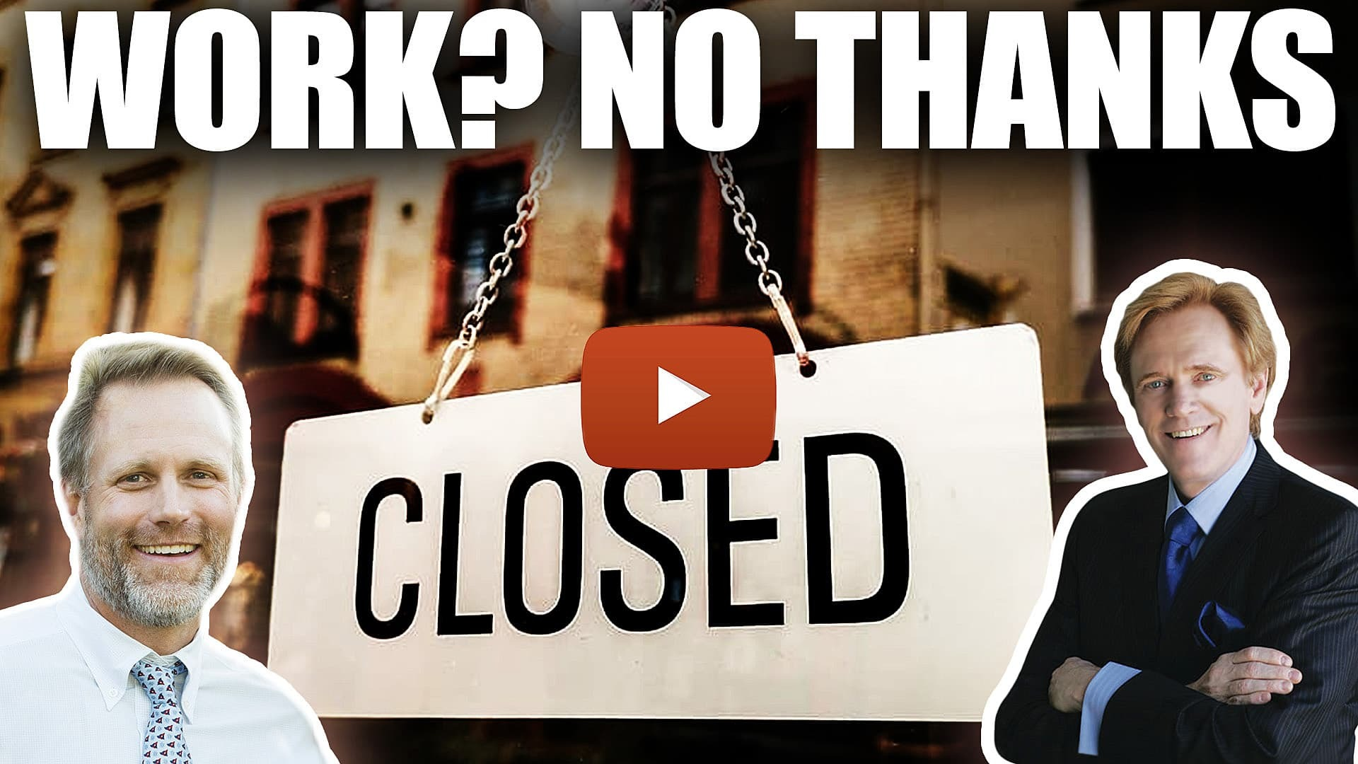 Why Nobody Wants To Work Any More