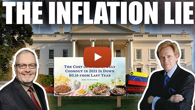The INFLATION LIE - Why Would the White House Post This?