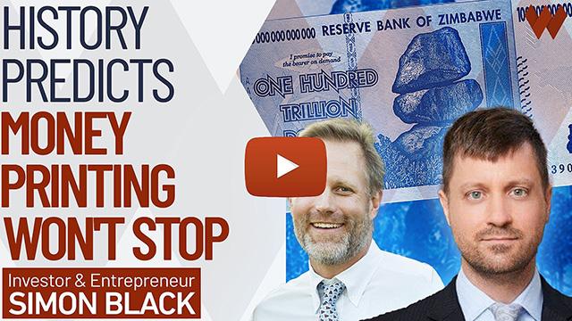 The Money Printing Won't End, History Predicts   Simon Black