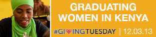 Zakat Foundation of America - Graduating women in Kenya