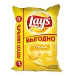 Чипсы Lay's с солью 225г