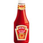 Кетчуп Heinz острый 1кг