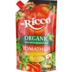 Mr.Ricco Organic pomidorli ketchupi 350g