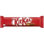 Батончик KitKat Молочный шоколад с хрустящей вафлей 40г