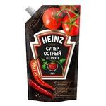 Кетчуп Heinz супер острый 350г