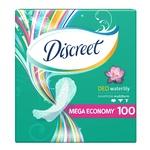 Discreet Deo Waterlily ayollar uchun kundalik gigienik vositalari 100 dona