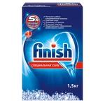 Соль для посудомоечных машин Finish 1,5кг