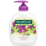 Жидкое мыло для рук Palmolive Роскошная Мягкость Черная орхидея 300мл