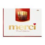 Конфеты Merci шоколадные ассорти 675г