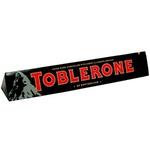Toblerone asal va bodomli nuga qora shokoladi  100g