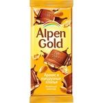 ALPEN GOLD 90GR ARAHIS I KUKURUZ. HLOPYA