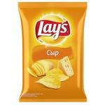 Чипсы Lay's сырные 150г