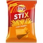 Lay's Stix Chedder pishloqli Chipslari 125gr