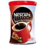 Кофе Nescafe Classic растворимый 250г