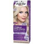 Крем-краска Palette Интенсивный цвет А12 Платиновый блонд