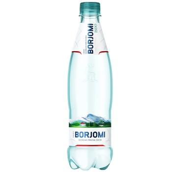 Вода Borjomi минеральная газированная 0,5л - купить, цены на Makro - фото 1