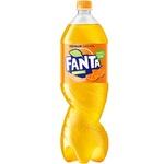 Напиток газированный Fanta Апельсин 1,5л
