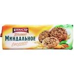 Печенье Кухмастер Миндальное овсяное 270г